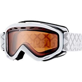 Alpina Spice Quattroflex Hicon S2 Goggle white